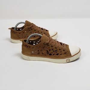 Ugg Evera Cut Out Sneakers Women's Casual Size 7.5